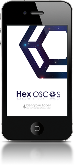 Hex OSC S- Hexagonal Musical MIDI/OSC Keyboard for iPhone / iPod touch